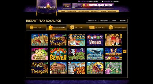 Royal Ace Games