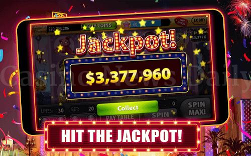 Winning Progressive Jackpots