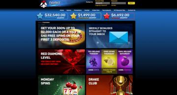 Drake Casino Promotions
