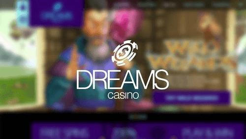 Dreams Casino Lobby