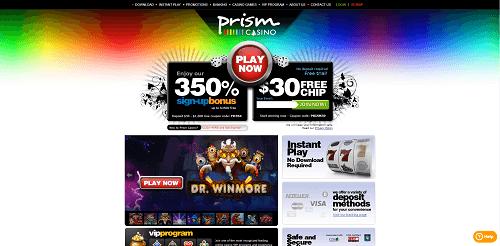 Prism Casino Review