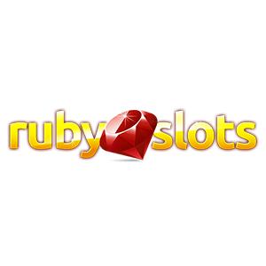 Ruby Slots Casino Logo
