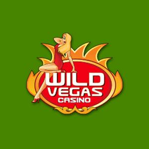 Wild Vegas Casino Logo Old