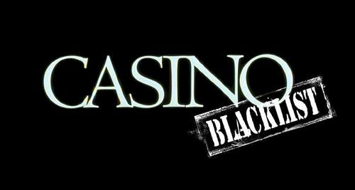 Casino sur liste noire
