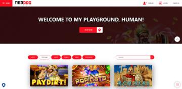 Red Dog Casino Games