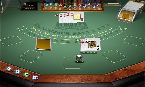 How to Play European Blackjack